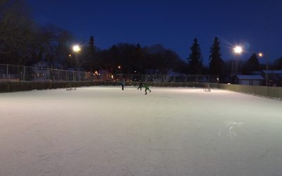Rink Volunteers Needed