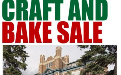 Buena Vista School – Christmas Craft & Bake Sale