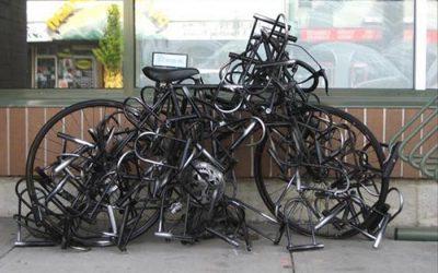 Recent spike in bike theft